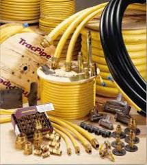 Flexible Gas Pipe and Fittings-Trac