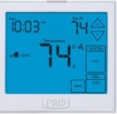 HVAC Controls and Thermostats